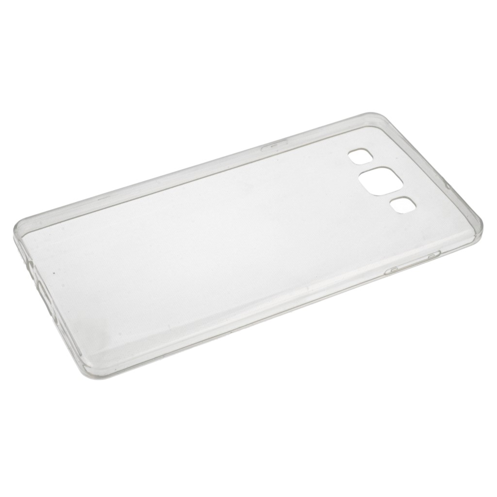 silikonowe etui BACK CASE ultra slim 0,3 mm transparent