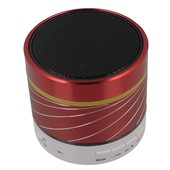 Multimedialne SPEAKER Bluetooth S07U czerwony do SAMSUNG GT-i9300 Galaxy S III