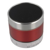 Multimedialne SPEAKER Bluetooth S09U czerwony do SONY Xperia J