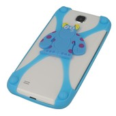 etui bumper 3D Potwory i Sp�ka Sulley niebieski do SONY Xperia J