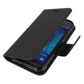 etui Fancy Case czarny do SAMSUNG Galaxy Xcover 3