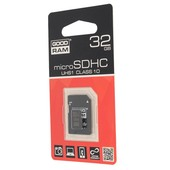 MicroSD 32GB GoodRAM class 10 do LG Swift L7