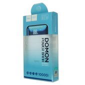 Power Bank HOCO Domon 10000 mAh B29 niebieski
