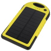 solarna 5000mAh Power Bank z latark� ��ta do SONY Xperia J