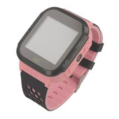 ART Watch Phone Go z lokalizatorem SGPS-02B różowy