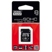 MicroSD 8GB GoodRAM class 10 do LG Swift L7 II