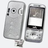 kolor srebrny do SONY ERICSSON W850i