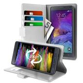 etui obrotowe PURO Uniwallet bia�e XL do LG Swift L7