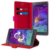 etui obrotowe PURO Uniwallet Bi-Color r�owe XL do LG Swift L7