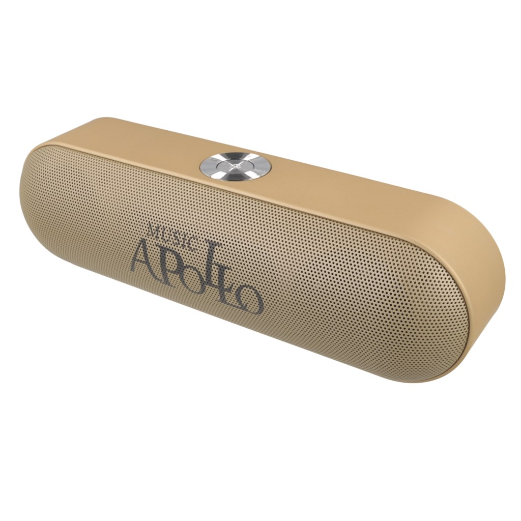 Multimedialny Bluetooth APOLLO złoty