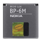 oryginalna BP-6M 1100mAh LI-ION do NOKIA 6288