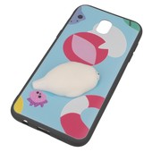 etui silikonowe Animal Gniotek 4D Foka do SAMSUNG Galaxy J5 (2017)