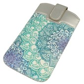 etui wsuwka Mandala niebieska do Coolpad Fancy Pro (E571)