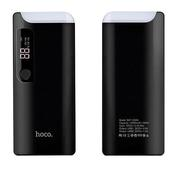 PowerBank z latarką HOCO B27 15000mAh czarny do Coolpad Fancy Pro (E571)