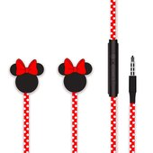 douszne Disney MINNIE MATT 3D czerwone do Coolpad Fancy Pro (E571)