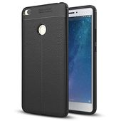 etui TECH-PROTECT TPU LEATHER czarne do Xiaomi Mi Max 2