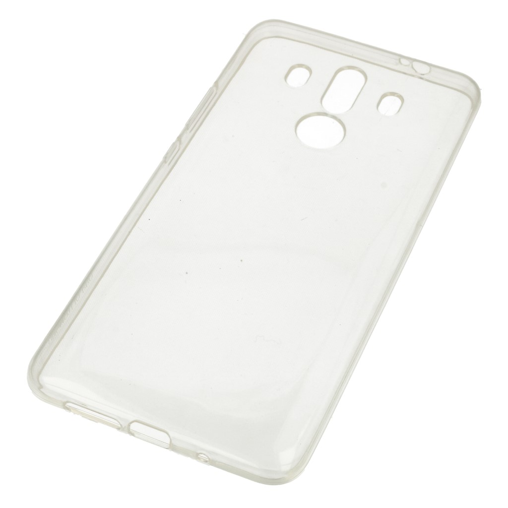 Pokrowiec silikonowe etui BACK CASE ultra slim 0,3 mm transparent HUAWEI Mate 10 Pro