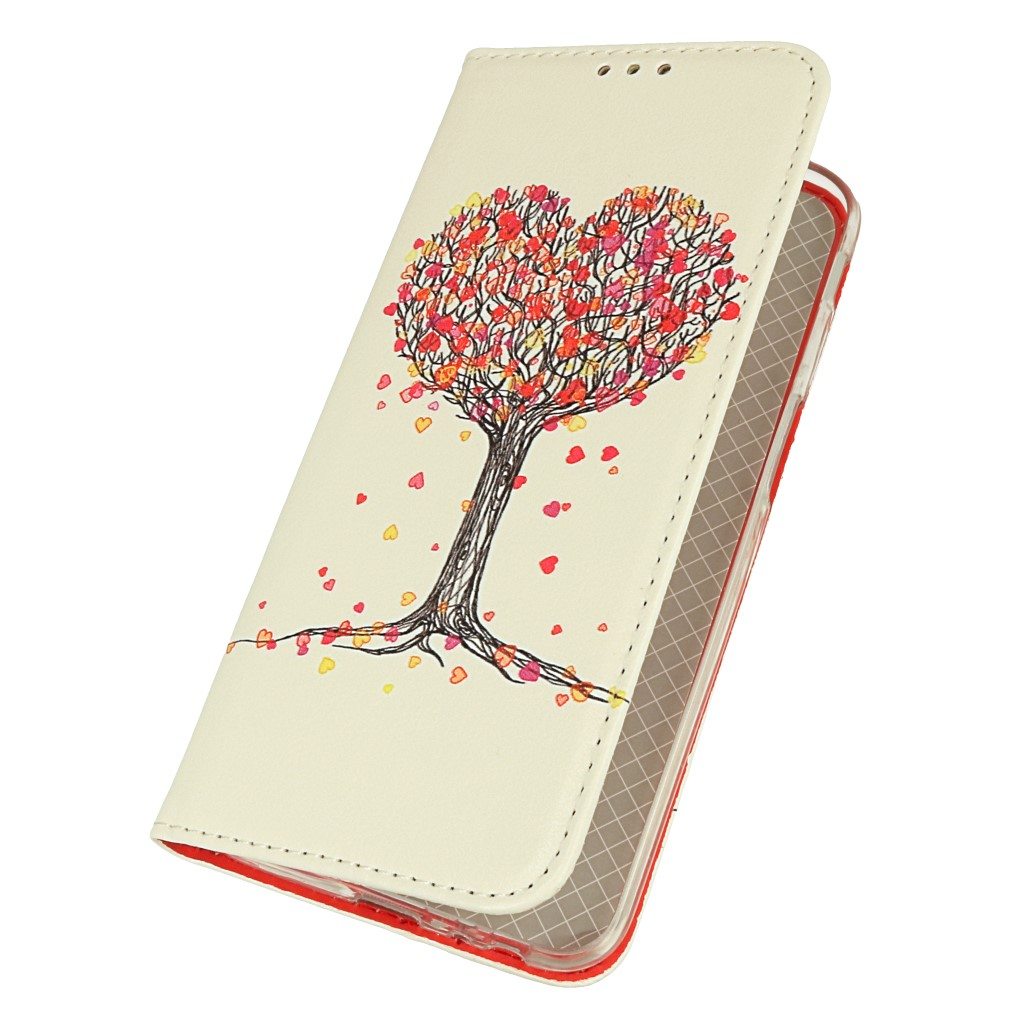 Pokrowiec etui Smart Book Trendy Tree Of Love SAMSUNG Galaxy J6+