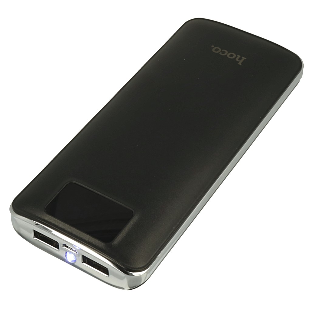 Power bank  HOCO Flowed 15000 mAh B23A czarny Wiko Tommy 2