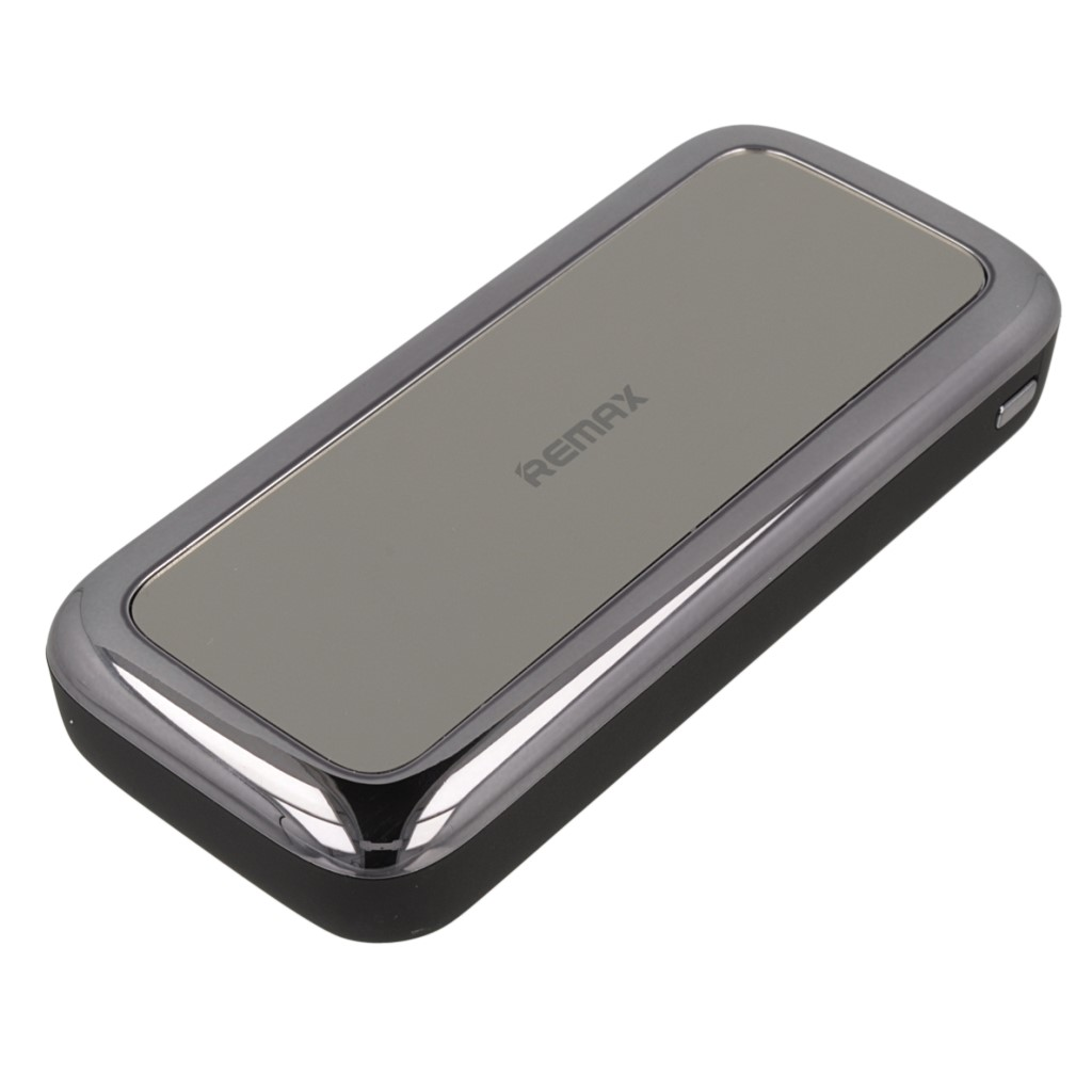 Power bank  10000 mAh Remax RPP-36 Mirror czarny ZTE V870