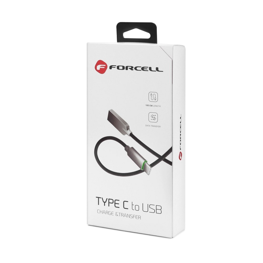Kabel USB FORCELL Clever Type C  SONY Xperia XZ