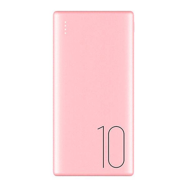 Power bank Recci Upper RU-10000 10000mAh różowy SONY Xperia XZ