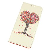 Pokrowiec etui Smart Book Trendy Tree Of Love SAMSUNG Galaxy J6+ / 2