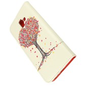 Pokrowiec etui Smart Book Trendy Tree Of Love SAMSUNG Galaxy J6+ / 6